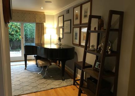 Santa Clara Piano Room