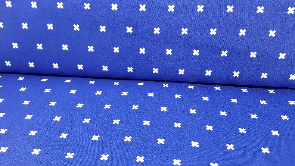 XOXO kobaltblå, Rashida Coleman-Hale, 0,5 meter