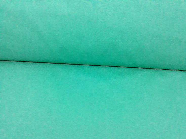 bomullstoff fluoritt grønn