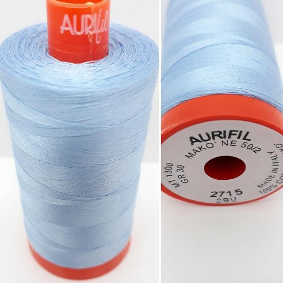 Aurifil 2715 bomullstråd 50wt, 1.300m