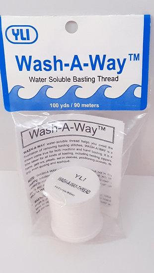 Wash-A-Way, vannløslig tråd, 90 m