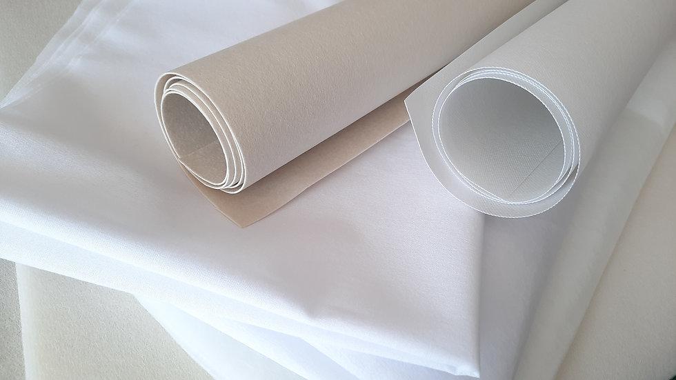 prøvepakke stabilisering, 6 stk à 0,5 m