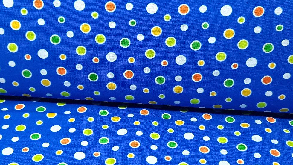 Toadally Cool Greta Lynn, bobler på blå, 0,5 meter