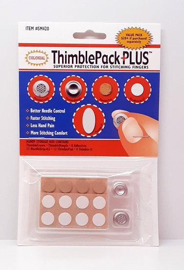 Thimble Pack Plus finger beskyttere