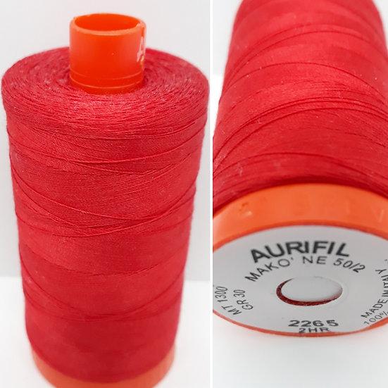 Aurifil 2265 bomullstråd 50wt, 1.300m