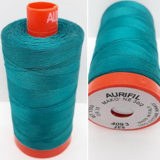 Aurifil 4093 bomullstråd 50wt, 1.300m