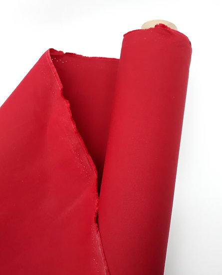 Dry Oilskin blodrød, pris pr 50 cm