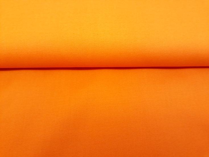bomullstoff oransje