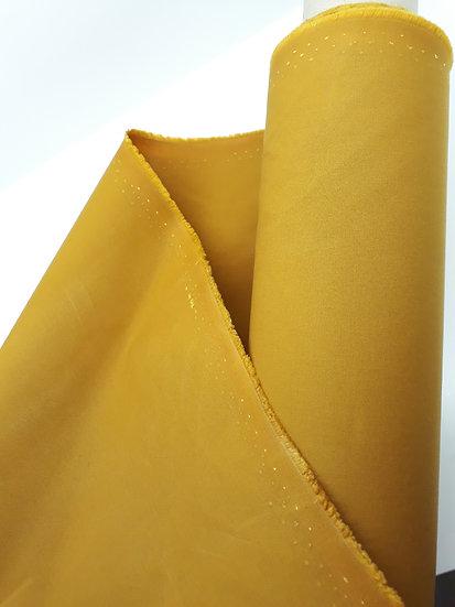 Dry Oilskin sennepsgul, pris pr 50 cm