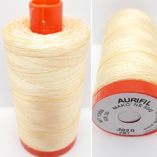 Aurifil 3920 bomullstråd 50wt, 1.300m