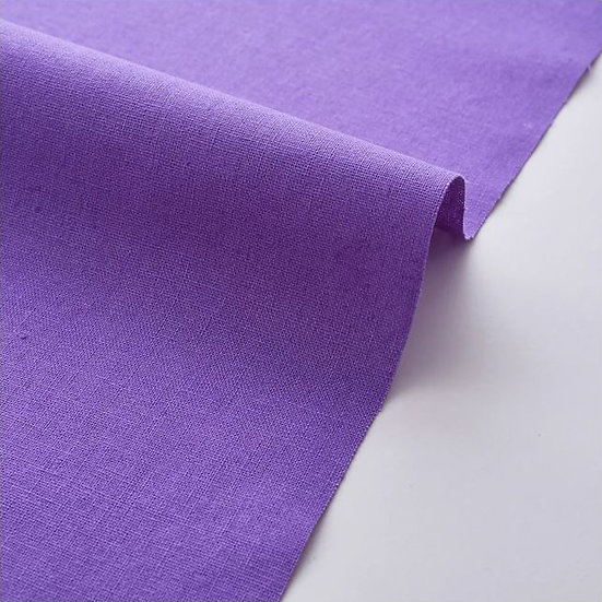 KOKKA Echino solids light purple 0,5 meter