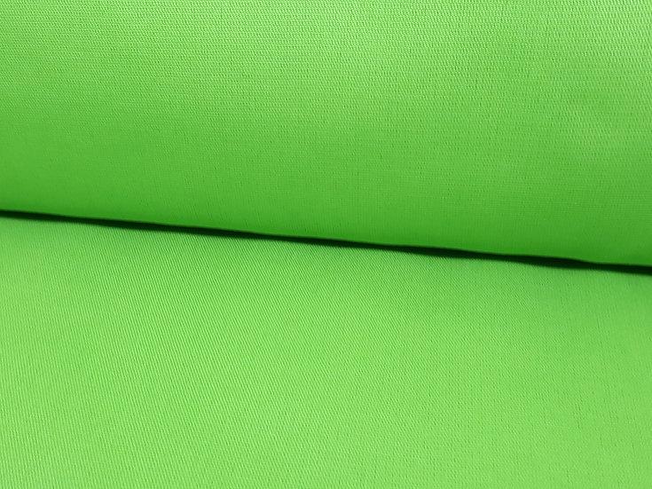kanvas limegrønn
