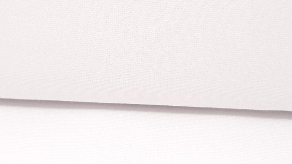 kanvas hvit