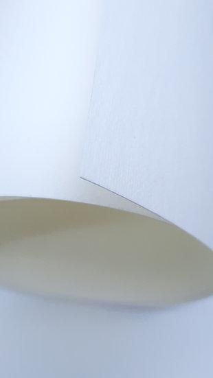 kraft-tex hvit vaskbar papp, metervare