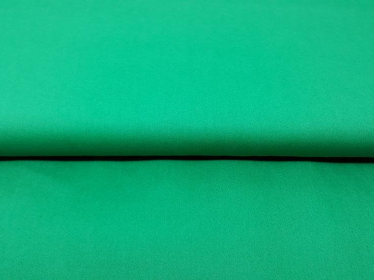 bomullstoff gressgrønn