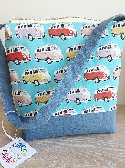 liten strandbag / sommerveske til barn
