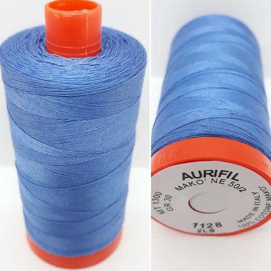 Aurifil 1128 bomullstråd 50wt, 1.300m