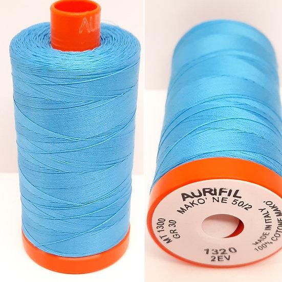 Aurifil 1320 bomullstråd 50wt, 1.300m