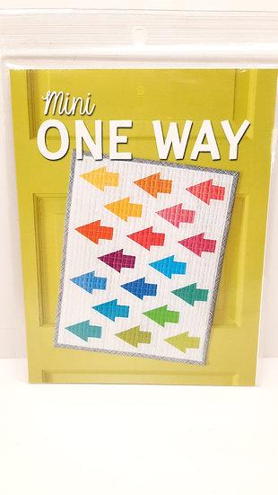mønster Mini One Way, Sassafras Lane Designs