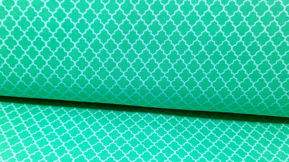 Color Theory Greta Lynn, mini arabesker mint, 0,5 m