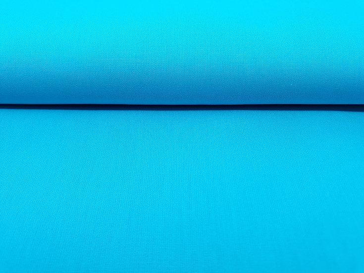 bomullstoff himmelblå