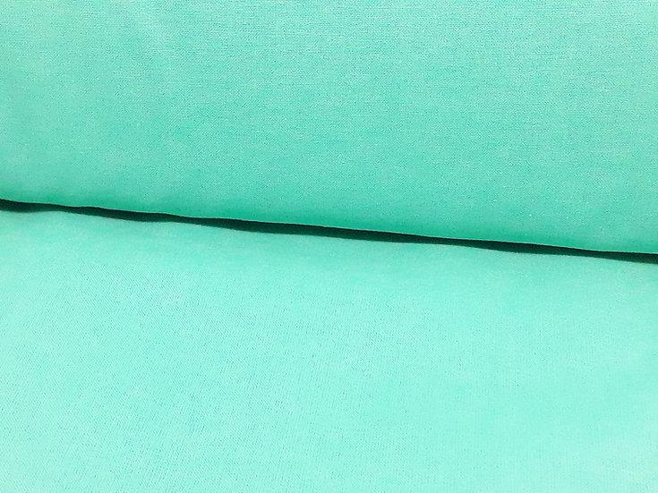 bomullstoff mint