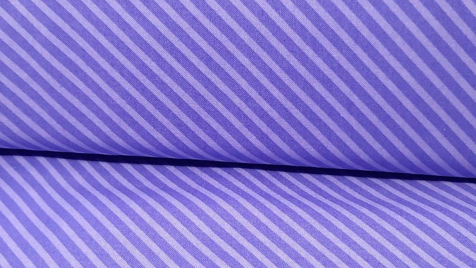 Dot.Dot.Dash-! Me & My Sister Designs, striper lilla, 0,5 meter