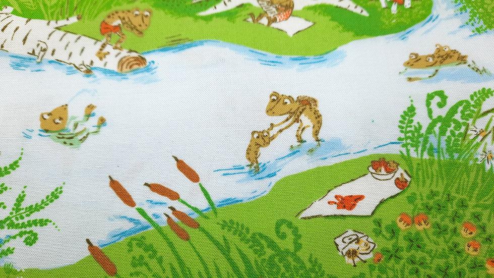 Heather Ross, frosker som bader, 0,5 meter