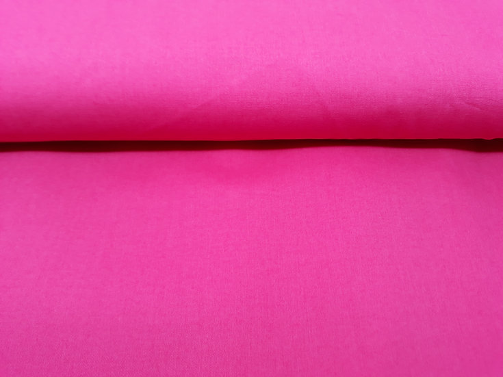 bomullstoff pink
