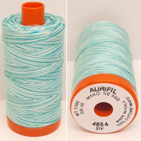 Aurifil 4654 bomullstråd 50wt, 1.300m
