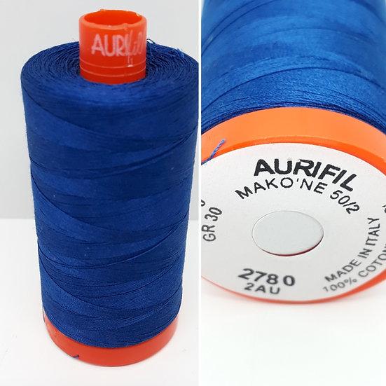 Aurifil 2780 bomullstråd 50wt, 1.300m