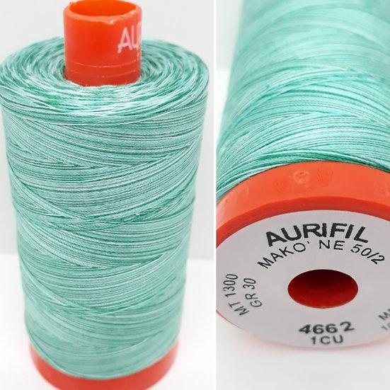 Aurifil 4662 bomullstråd 50wt, 1.300m