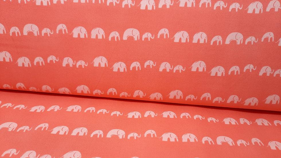 Elephants Echo Earthy, elefanter på korall, 0,5m