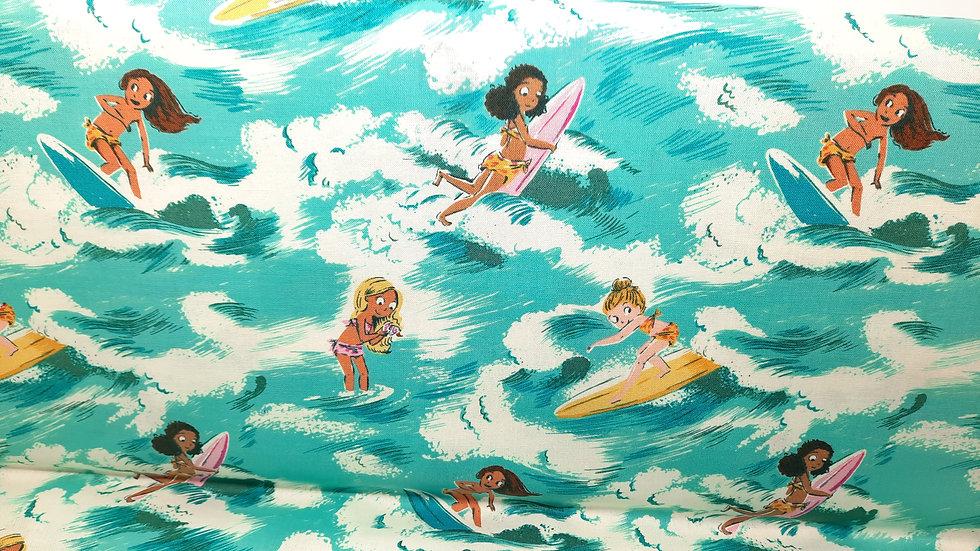 Malibu Sayulita Heather Ross, jenter på surfebrett ocean, 0,5 mete
