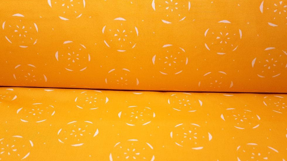 Citrus Tangerina Katarina Roccella, oransjegul med frukt, 0,5m