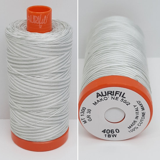Aurifil 4060 bomullstråd 50wt, 1.300m