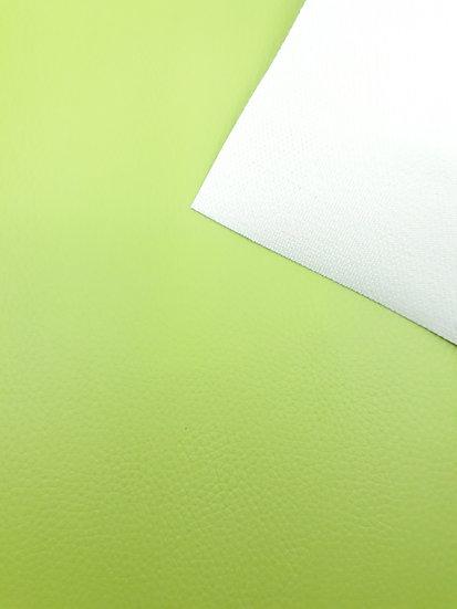 imitert lær/ kunstskinn kiwi, 50 cm x 1,40 m