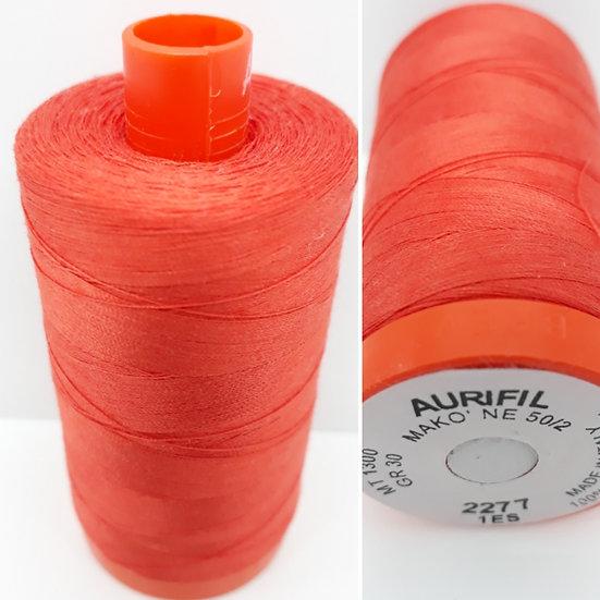 Aurifil 2277 bomullstråd 50wt, 1.300m