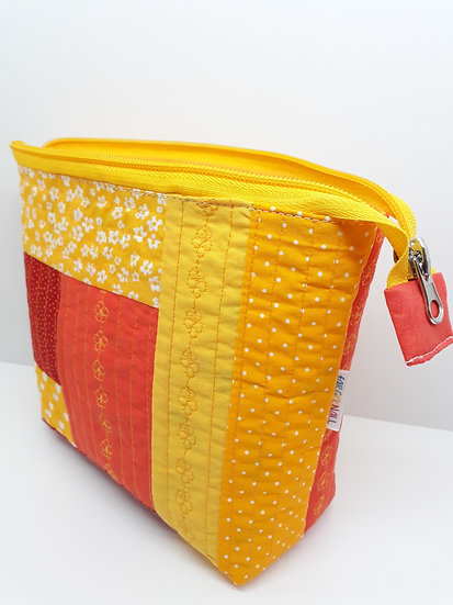 resteveske gul/rød