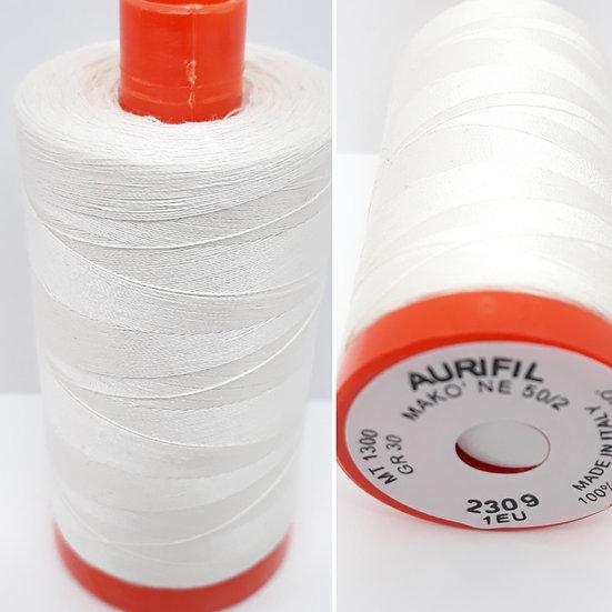 Aurifil 2309 bomullstråd 50wt, 1.300m