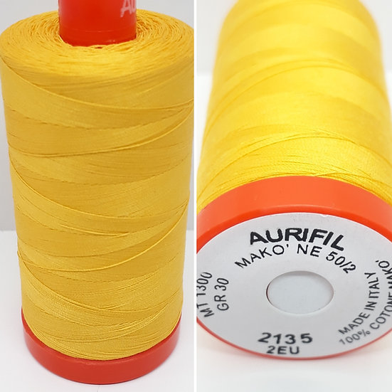 Aurifil 2135 bomullstråd 50wt, 1.300m
