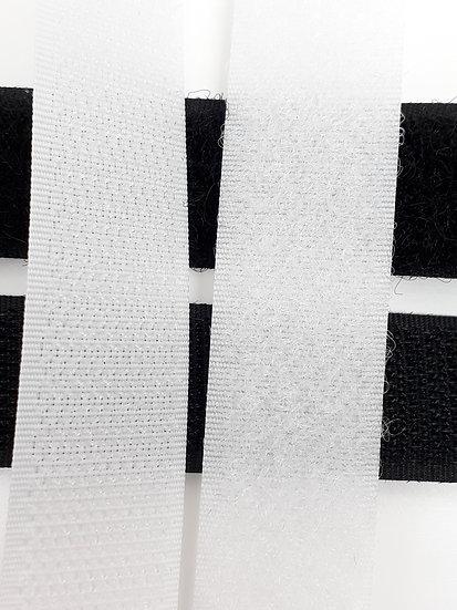 borrelås til å sy på tekstiler, 50 cm