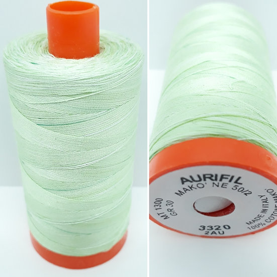 Aurifil 3320 bomullstråd 50wt, 1.300m