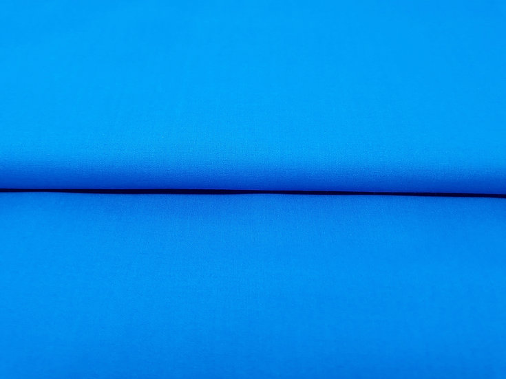 bomullstoff blå