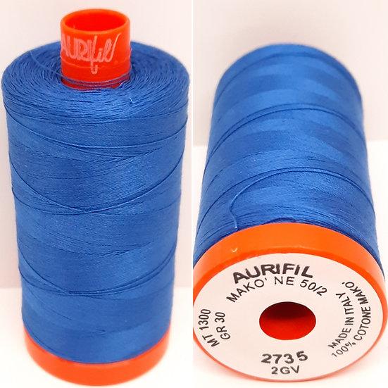 Aurifil 2735 bomullstråd 50wt, 1.300m