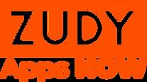 Zudy-Box_AppsNOW_Logo-Orange-transparent