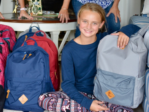 Annual Backpack to School Drive