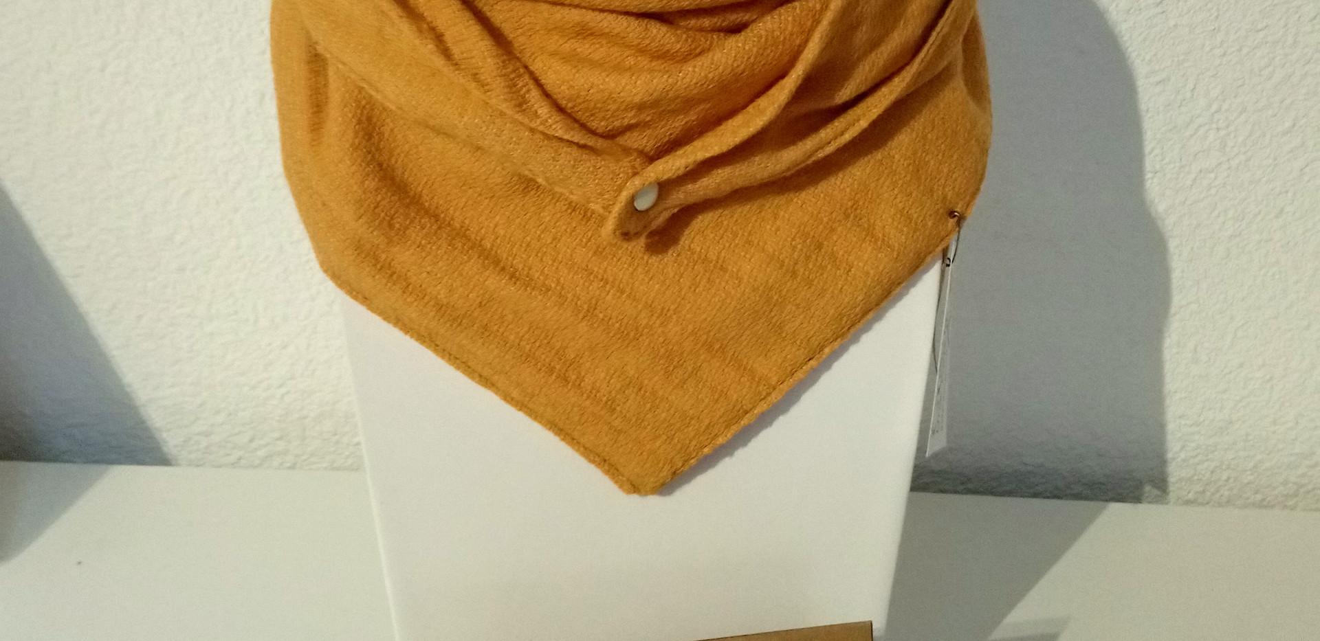 Foulard Astucieux Gcreativ Modèle Pigment