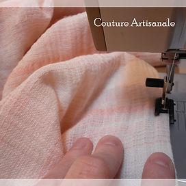 couture artisanale foulards astucieux
