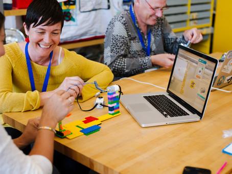 米国MITメディアラボ Lifelong Kindergartenによるスクラッチを使ったクリエイティブ・プログラミング研修のお知らせ